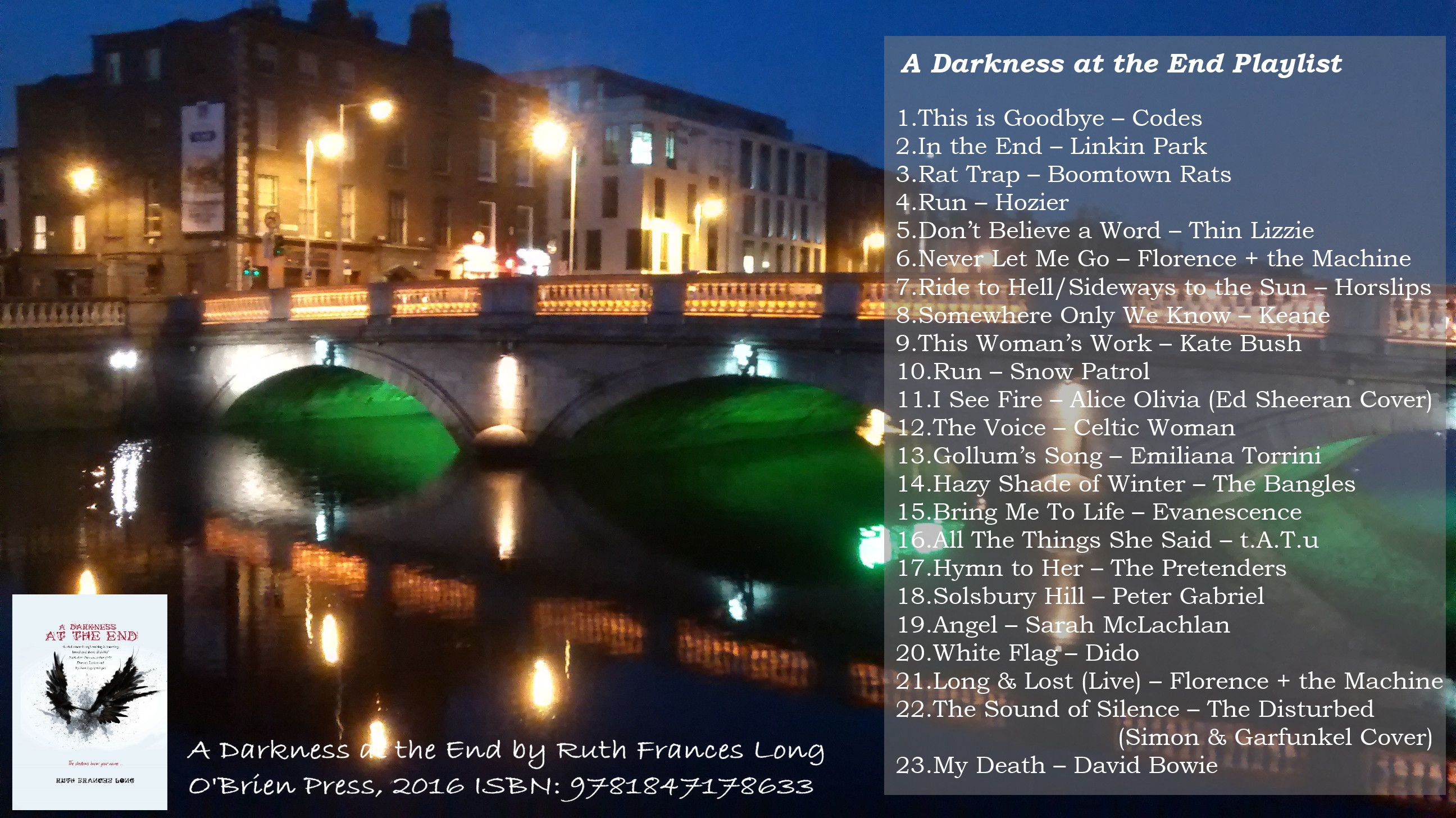 A Darkness at the End Playlist
