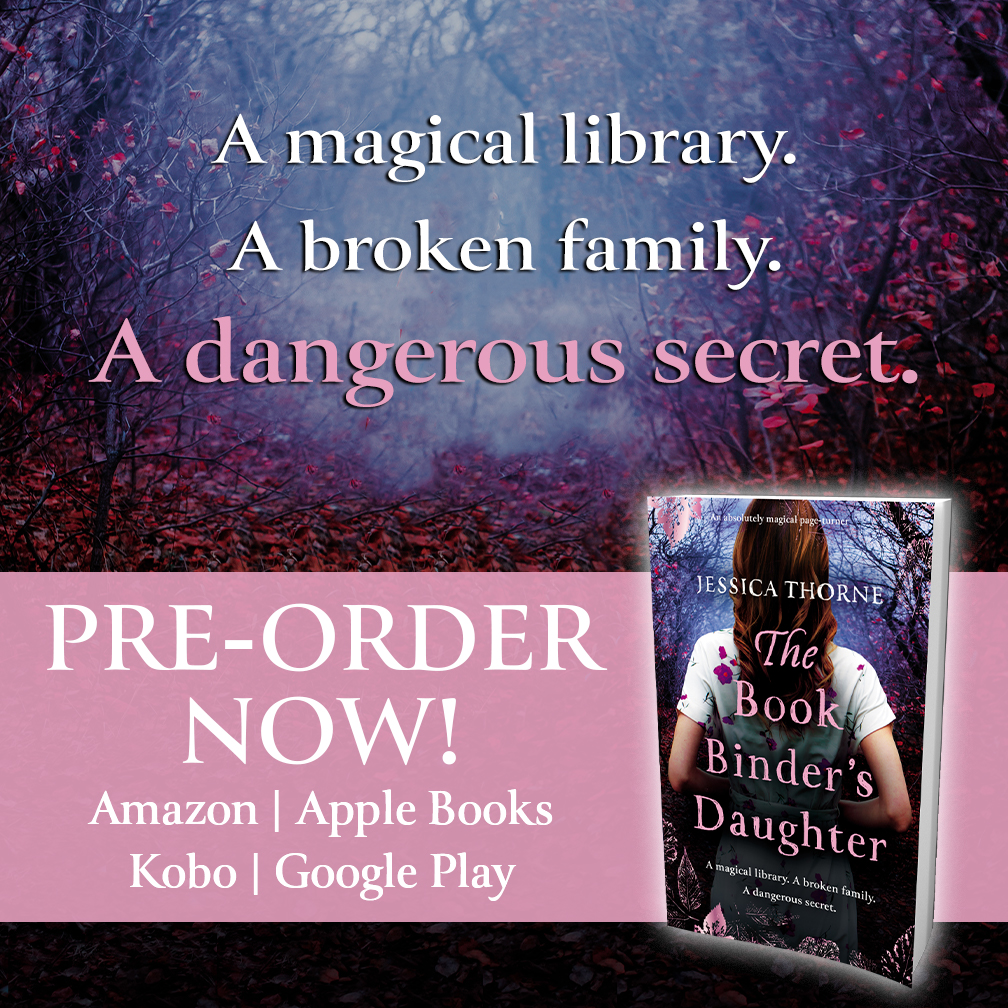 The Book Binder's Daughter - Preorder now